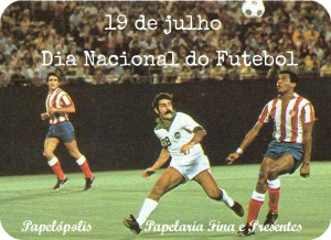 dia do futebol