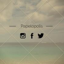 redes sociais papelopolis